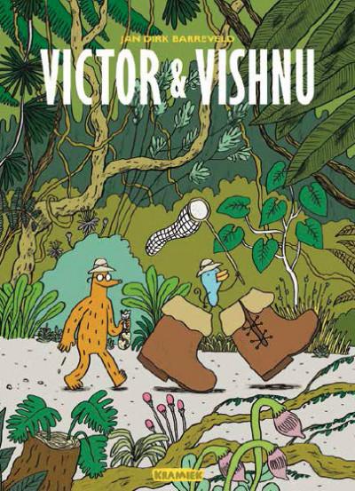 image de Victor & Vishnu tome 1