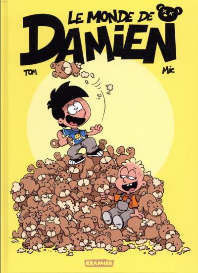 Couverture Le monde de Damien tome 1
