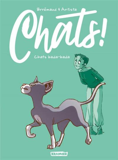 Couverture Chats ! tome 2 - Chats bada-bada