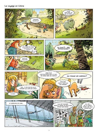 Page 7 Chats ! tome 2 - Chats bada-bada