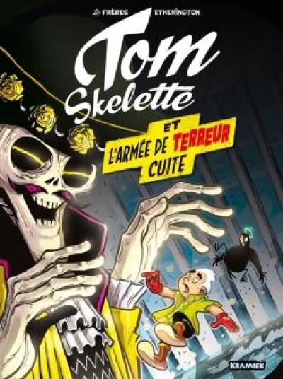 Couverture Tom Skelette tome 2