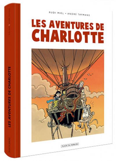 image de Les aventures de Charlotte - intégrale