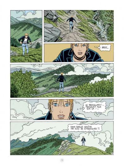 Page 1 Les tribulations de Roxanne - la traque