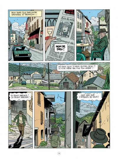 Page 2 Les tribulations de Roxanne - la traque