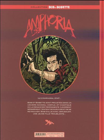 Dos Bob et Bobette - Amphoria tome 1