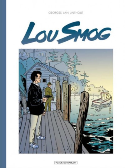 Couverture Lou Smog - intégrale tome 1