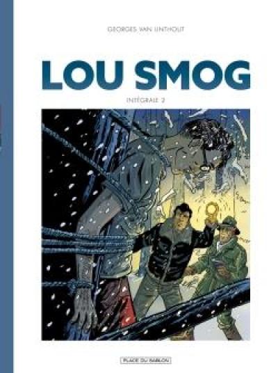 Couverture Lou Smog - intégrale tome 2