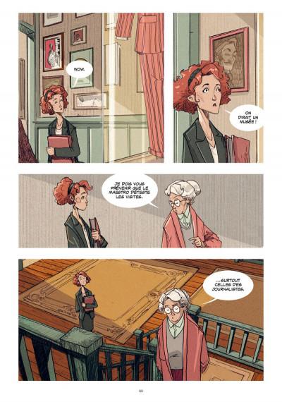 Page 4 Ballade pour Sophie + ex-libris offert