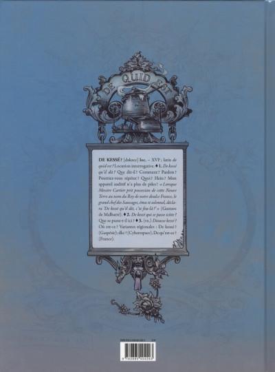 Dos l'encyclopedie dekessé