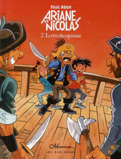 image de Ariane et Nicolas tome 2 - le rêve du capitaine