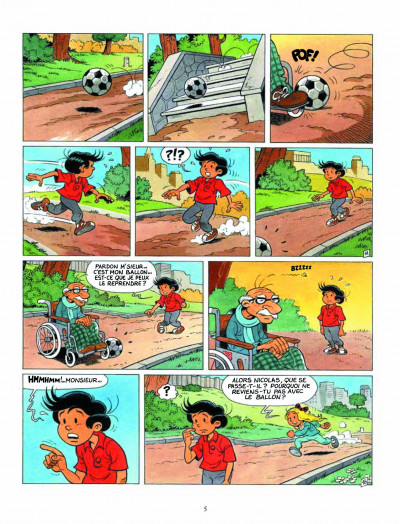 Page 1 Ariane et Nicolas tome 2 - le rêve du capitaine