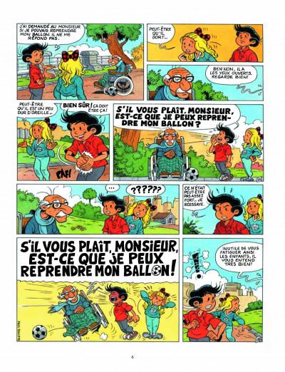 Page 2 Ariane et Nicolas tome 2 - le rêve du capitaine