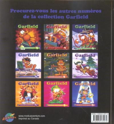Dos album garfield tome 8