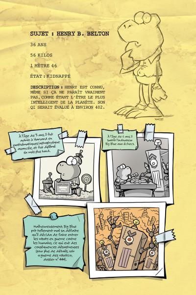 Page 1 L'agent Jean tome 1