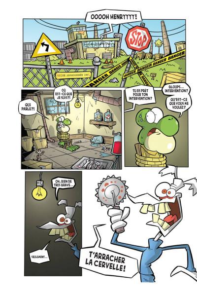Page 4 L'agent Jean tome 1