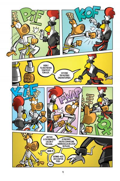 Page 5 L'agent Jean tome 4