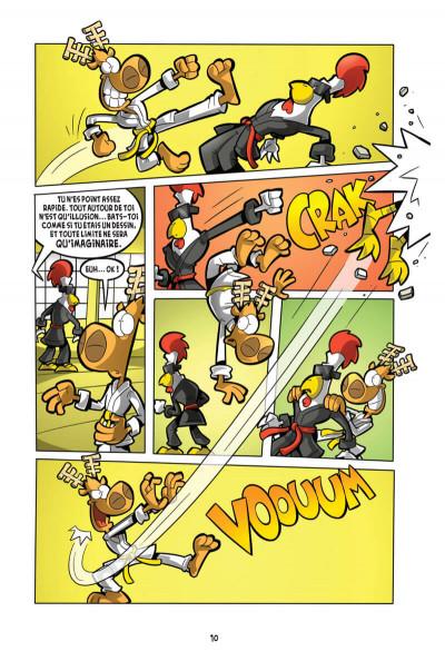 Page 6 L'agent Jean tome 4