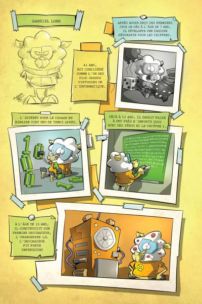 Page 2 L'agent Jean tome 6