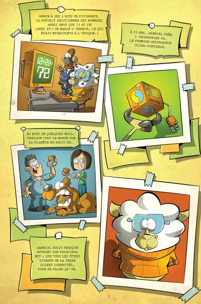 Page 3 L'agent Jean tome 6