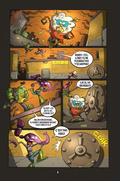 Page 4 L'agent Jean tome 6