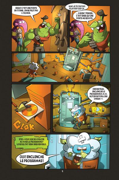 Page 5 L'agent Jean tome 6