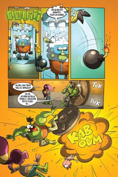 Page 6 L'agent Jean tome 6