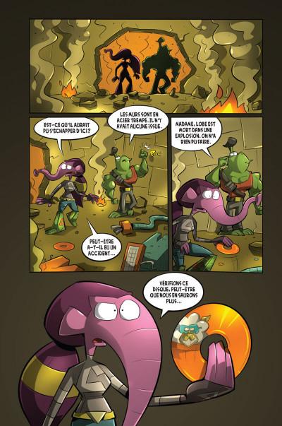 Page 7 L'agent Jean tome 6
