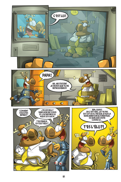 Page 4 L'agent Jean tome 7