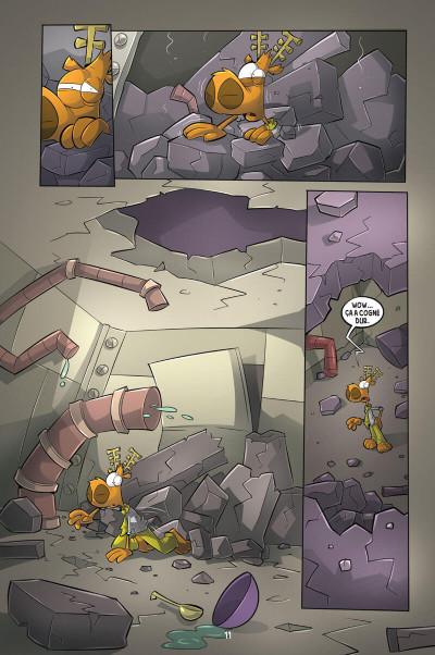 Page 7 L'agent Jean tome 8 - Le castor à jamais
