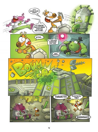 Page 1 Les expériences de Mini-Jean tome 1