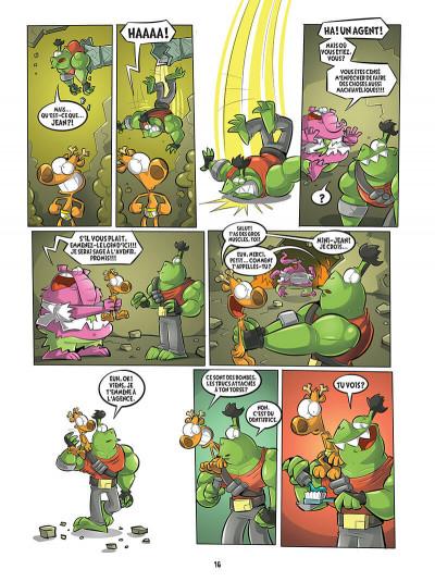 Page 2 Les expériences de Mini-Jean tome 1