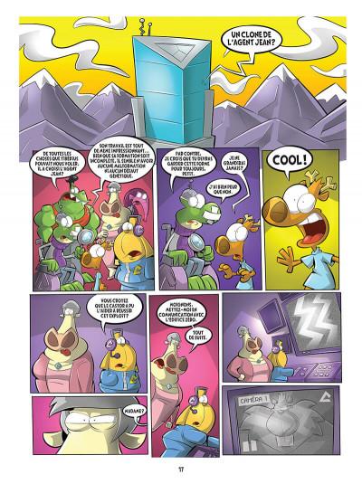 Page 3 Les expériences de Mini-Jean tome 1