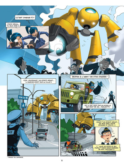 Page 2 Jimmy tornado tome 1