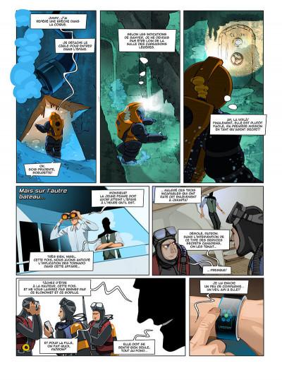 Page 3 Jimmy Tornado tome 2