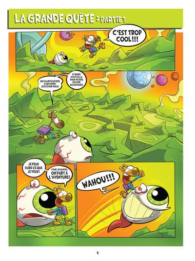 Page 1 Les expériences de Mini-Jean tome 2