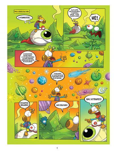 Page 2 Les expériences de Mini-Jean tome 2