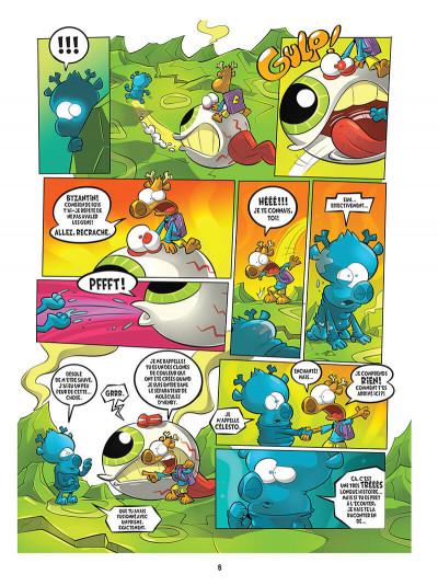 Page 3 Les expériences de Mini-Jean tome 2