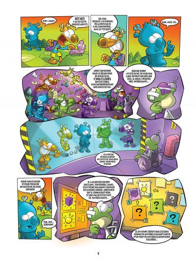 Page 4 Les expériences de Mini-Jean tome 2