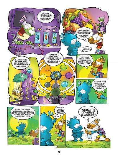 Page 5 Les expériences de Mini-Jean tome 2