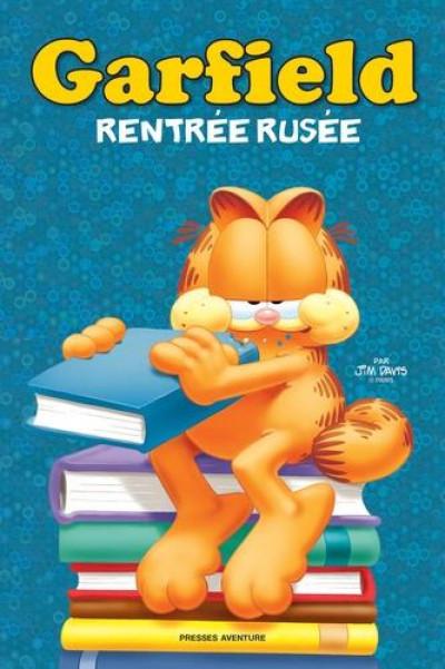 Couverture Garfield - Rentrée rusée