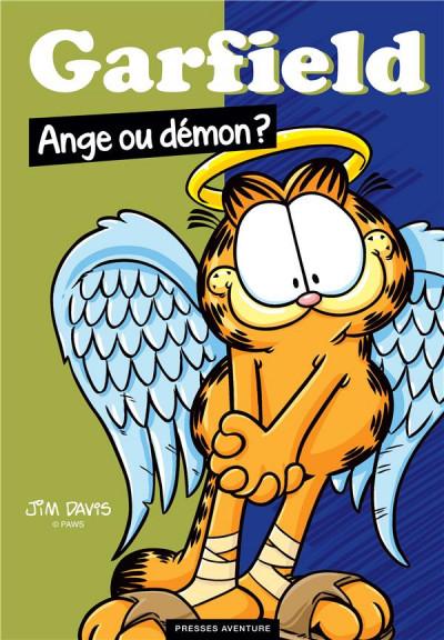 Couverture Garfield - Ange ou démon ?