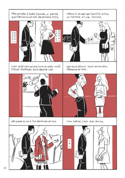 Page 1 La ligne la plus sombre