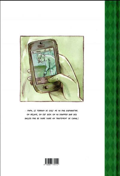 Dos Le 7ème vert