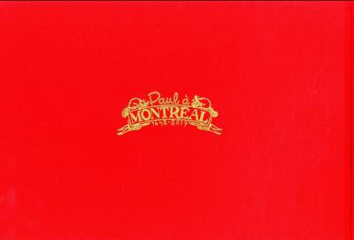 Dos Paul à Montréal