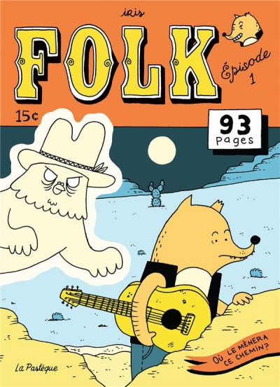 Couverture Folk tome 1