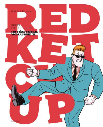 Couverture Red ketchup - intégrale tome 3