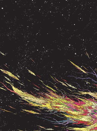 Page 0 L'année de la comète
