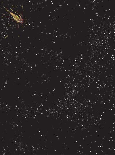 Page 3 L'année de la comète