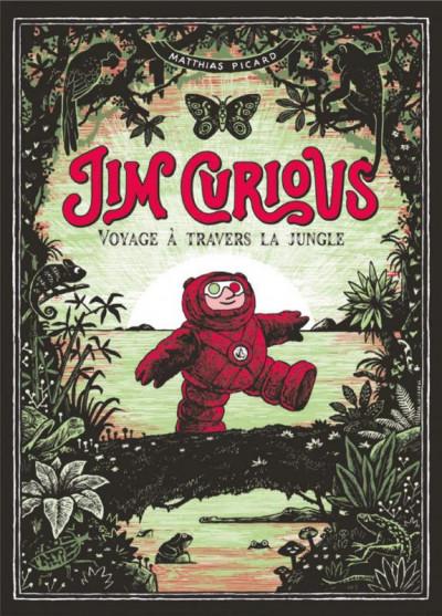 Couverture Jim Curious tome 2