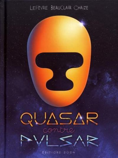 Couverture Quasar contre Pulsar